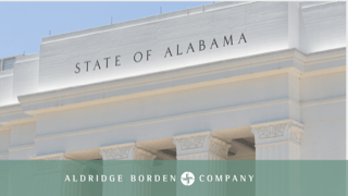 Annual Renewal REQUIRED Of Alabama Tax Licenses